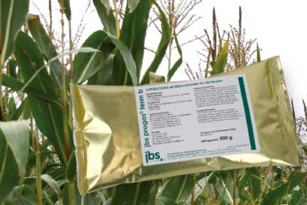 jbs progas ferm b – silages additive, improves the silage's stability