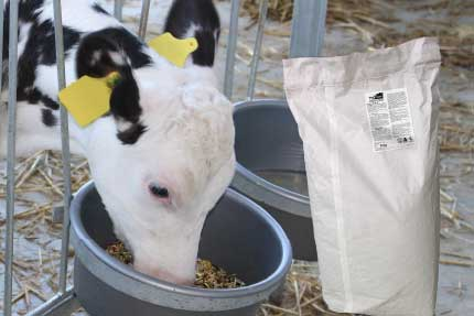 mymom müsli plus – cereal for calves